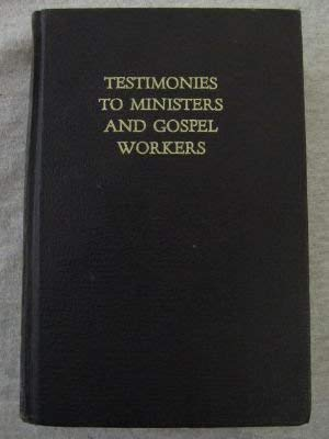9780317282689: Testimonies to Ministers and Gospel Workers