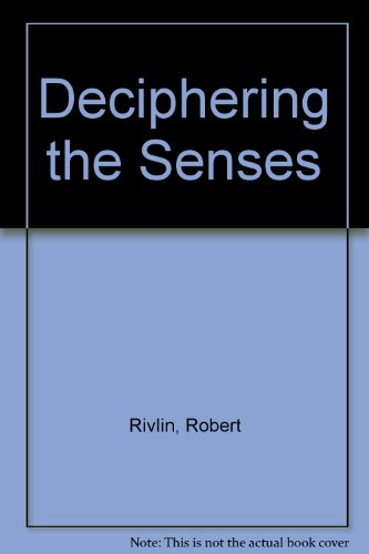 9780317315226: Deciphering the Senses
