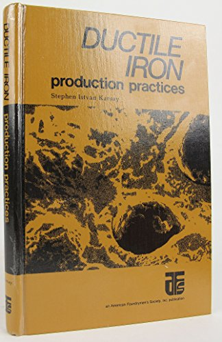 9780317326208: Ductile Iron: Production Practices