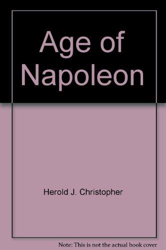 9780317405842: Age of Napoleon