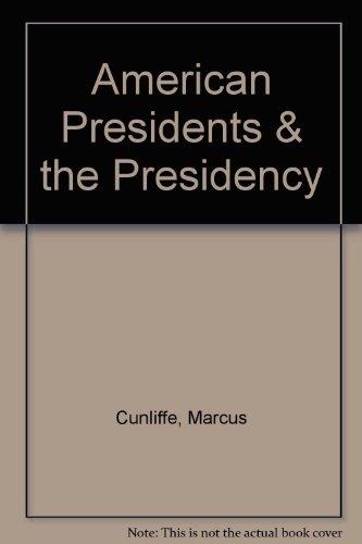 9780317405965: American Presidents & the Presidency