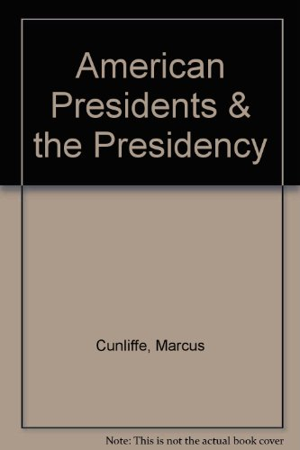 9780317405965: American Presidents & the Presidency