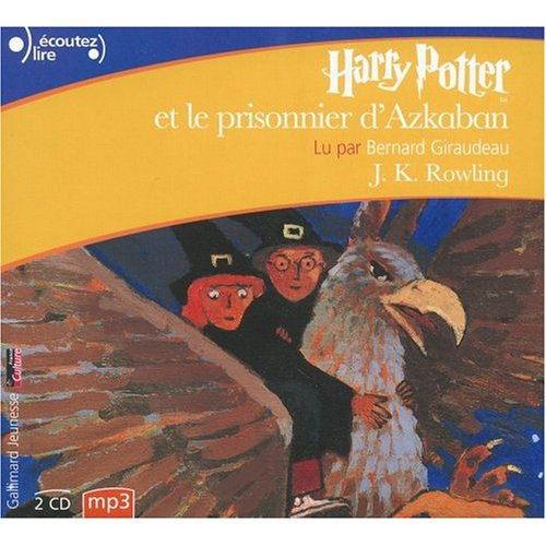 9780317456394: Harry Potter et le Prisonnier d'Azkaban (French Audio CD (2 MP3 Compact Discs) Edition of Harry Potter and the Prisoner of Azkaban) (French Edition)
