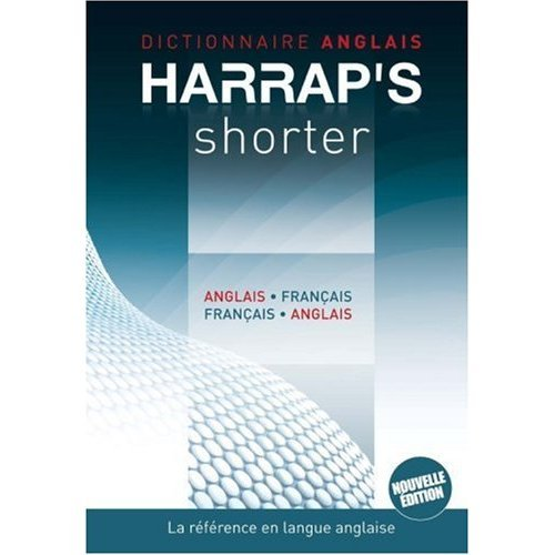 9780317456400: Harrap's New College French and English Dictionary