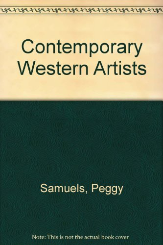 9780317548976: Contemporary Western Artists