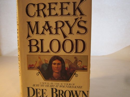 9780317567915: Creek Mary's Blood