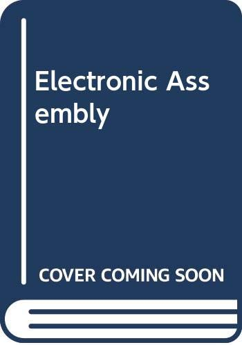 9780317579123: Electronic Assembly