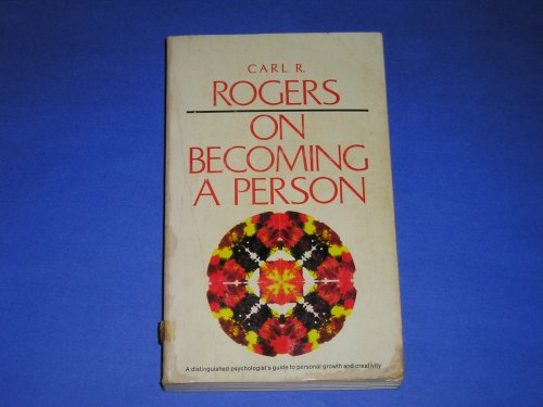 9780317596229: On Becoming a Person