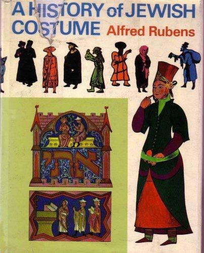 History of Jewish Costume: Alfred Rubens