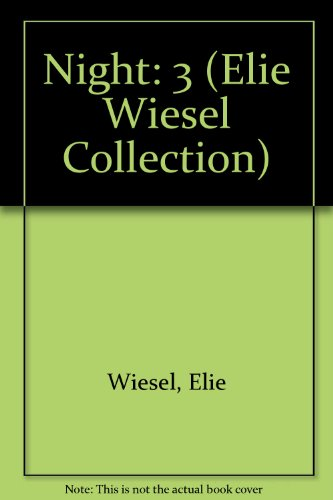 9780317649208: Night (Elie Wiesel Collection)