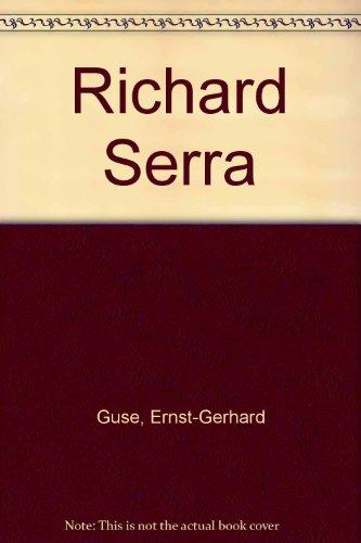 9780317668421: Richard Serra