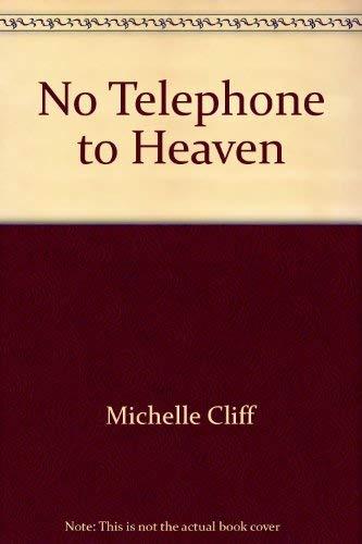 9780317672992: No Telephone in Heaven