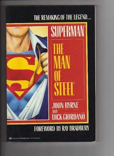 9780317695007: Superman: The Man of Steel