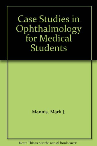 9780317940855: Case Studies in Ophthalmology for Medical Students