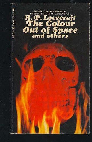 9780318047102: Color Out of Space