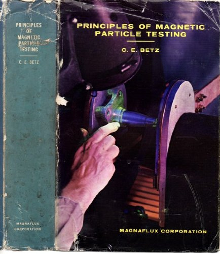9780318214856: Principles of Magnetic Particle Testing