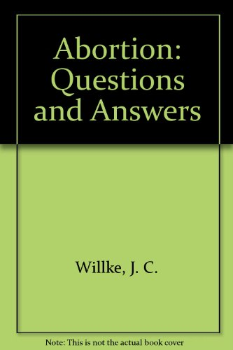 9780318351650: Abortion: Questions and Answers