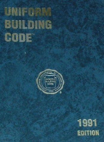 9780318355245: Uniform Building Code Standards, 1991 (International Conference of Building Officials//Uniform Building Code Standards)