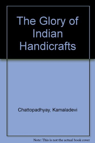 9780318362687: The Glory of Indian Handicrafts