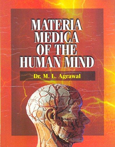 Materia Medica of Human Mind: Aggarwal, M. L.