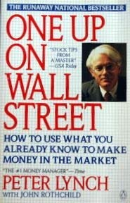 9780318414744: One Up on Wall Street