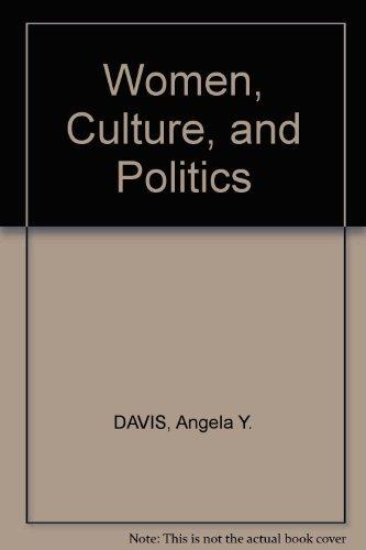 9780318414928: Women, Culture, and Politics