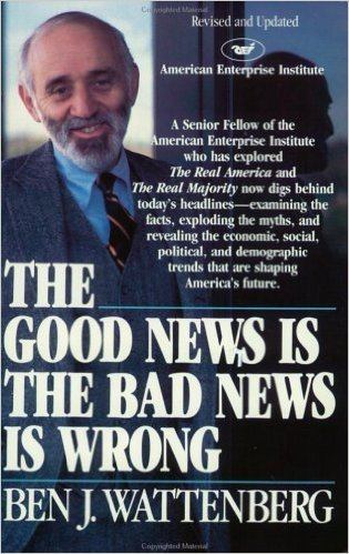 9780318420844: The Good News Is the Bad News Is Wrong