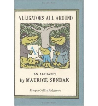 9780318529196: Alligators all Around
