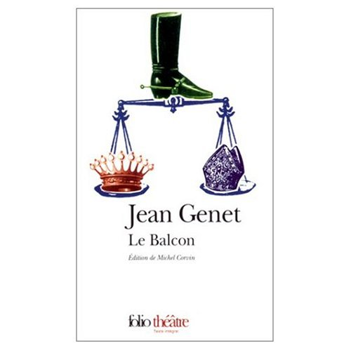 Le Balcon (Livre de Poche edition) (0318634333) by Jean Genet