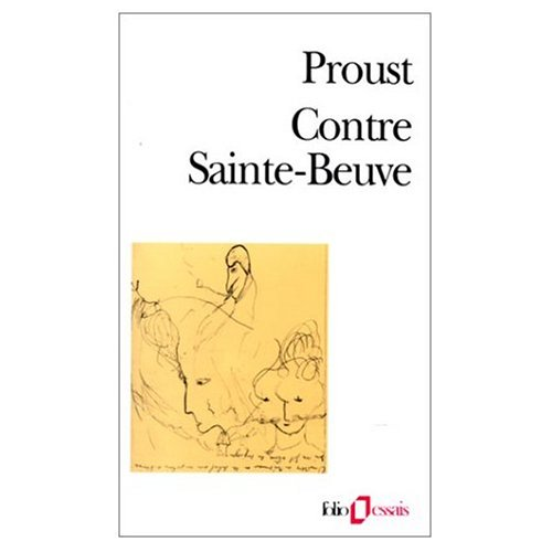 9780318634661: Contre Sainte Beuve