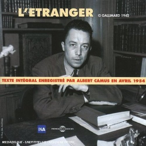 9780318634708: L'Etranger / 3 Audio Compact Discs in French (French Edition)