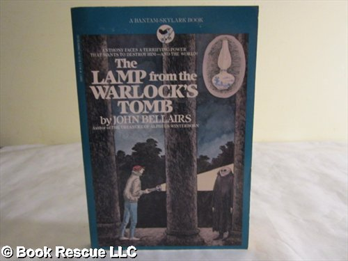 9780318640662: The Lamp from the Warlock's Tomb