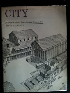 9780318746814: City: a Story of Roman Planning and Construction