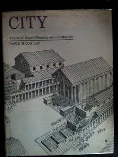 CITY: David Macaulay