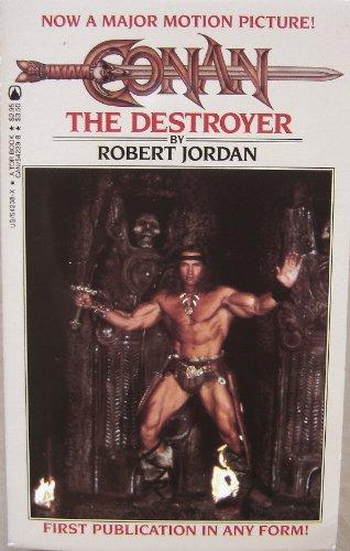 9780318788173: Conan the Destroyer (MOVIE TIE IN)