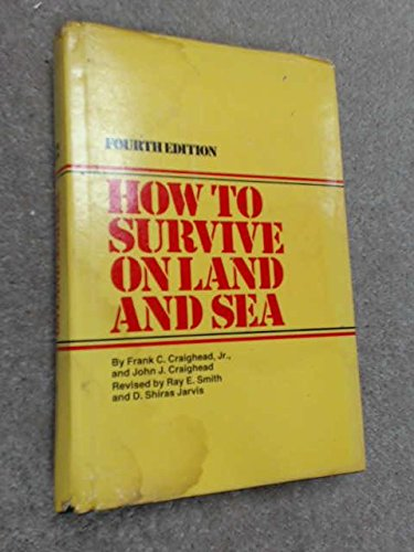 9780318802770: How to Survive on Land and Sea