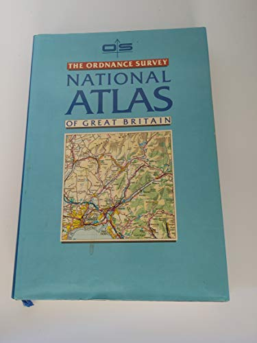 9780319000717: The Ordnance Survey national atlas of Great Britain