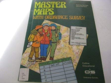 9780319000953: Master Maps with Ordnance Survey
