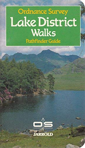 Ordinance Survey: Lake District Walks (Pathfinder Guide) (0319001814) by Brian Conduit; Ordnance Survey; Jarrold