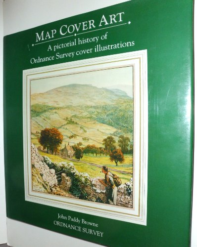 Map Cover Art A Pictorial History of Ordnance Survey Cover Illustrations