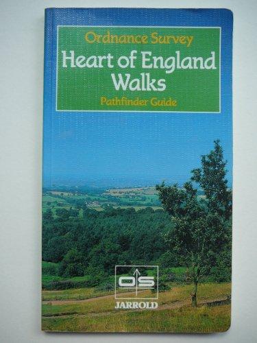 9780319002957: Pathfinder Guide 10: Heart of England Walks (Pathfinder Guides)