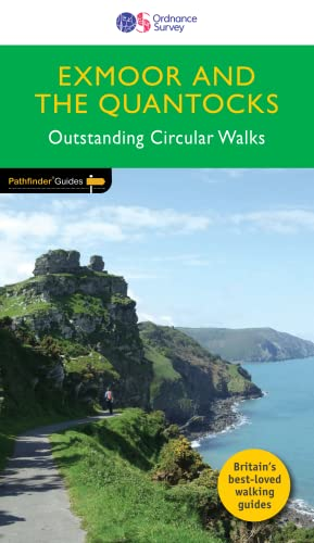 Exmoor & the Quantocks 2016 (Pathfinder Guides): Viccars, Sue