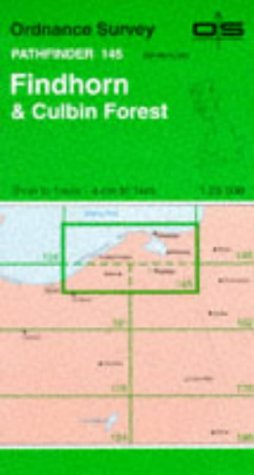 9780319201459: Findhorn and Culbin Forest (Pathfinder Maps)