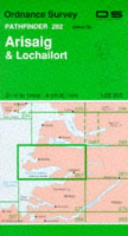 9780319202623: Arisaig and Lochailort (Pathfinder Maps)