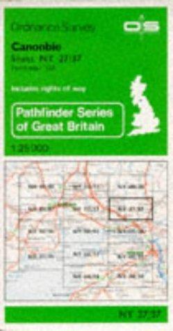 9780319205310: Canonbie (Pathfinder Maps)