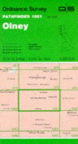 9780319210017: Olney (Pathfinder Maps)