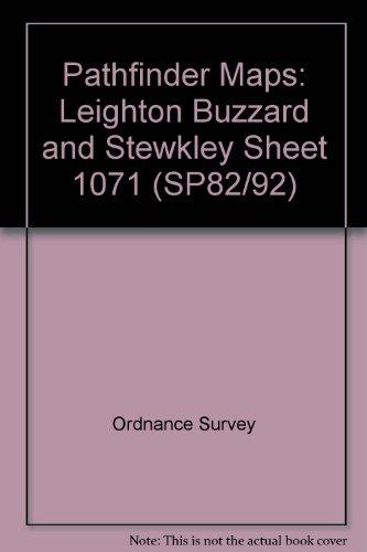 9780319210710: Pathfinder Maps: Leighton Buzzard and Stewkley Sheet 1071 (SP82/92)