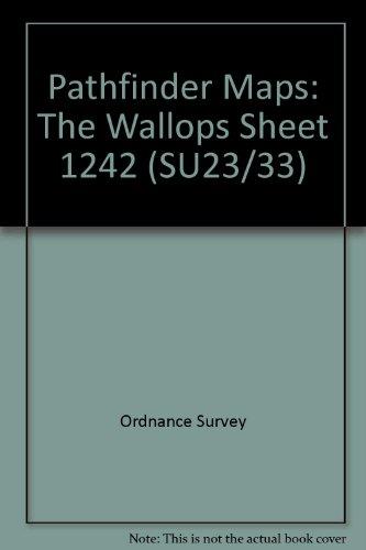 9780319212424: Pathfinder Maps: The Wallops Sheet 1242 (SU23/33)