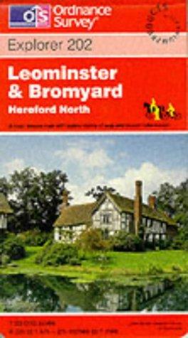 9780319218334: **Leominster-Bromyard 1/25000* (Explorer Maps)