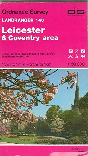Leicester and Coventry Area Sheet 140: Ordnance Survey